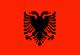 Албания Flag