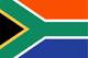Южная Африка Flag