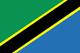 Танзания Flag
